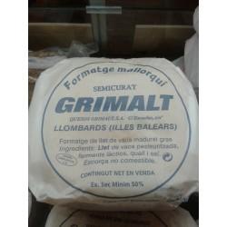 Queso de Vaca semi-curado Mallorca