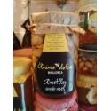 Miel de Mallorca con almendras