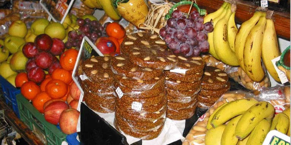 Pan de Higo